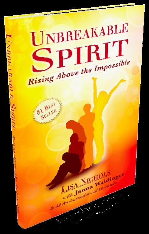 unbreakable spirit book